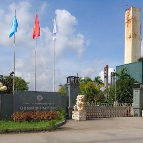 Hiệu chuẩn máy quang phổ phát xạ cho Thép Việt Ý - CN Hải Phòng