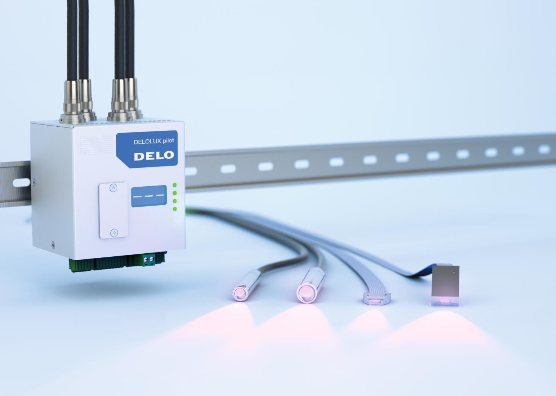 Hướng dẫn lựa chọn bộ điều khiển DELOLUX pilot S4i hoặc S4T cho đèn chiếu xạ UV dạng điểm DELOLUX 50