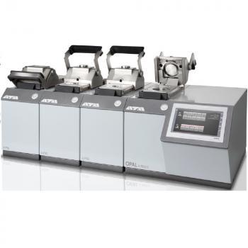 Máy đúc mẫu tự động 4 mẫu cùng lúc Qpress 50 (OPAL X-PRESS)