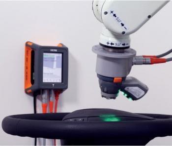Thiết bị đo kích thước tự động bằng laser